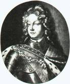 Philipp V of Spain, Louis' grandson