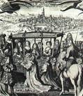 Strasbourg 1681 - receiving the key to the city