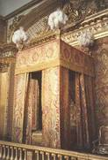 Bedroom of Louis XIV