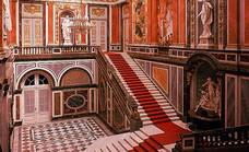 Ambassador Staircase in Herrenchiemsee