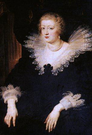 Louis XIV - the Sun King: Anne of Austria, Louis' Mother