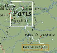 Louis XIV the Sun King Fontainebleau